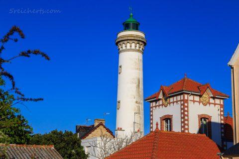Leuchtturm in Quiberon, Bretagne