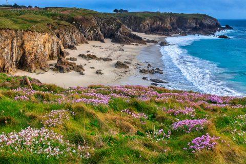 Pointe de Corsen, Bretagne