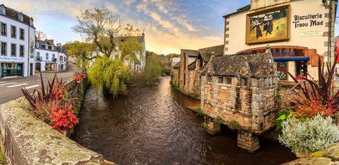 Pont Aven, Bretagne