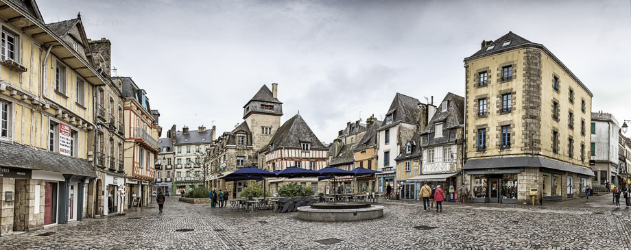 Quimper, Bretagne