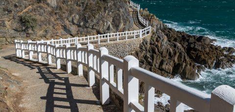Küstenwanderweg in Saint Quay