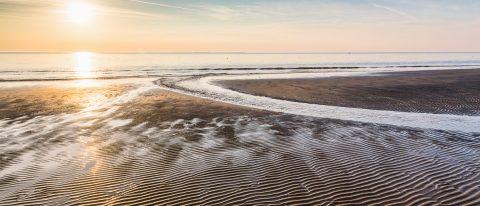 Strand, Ameland, Niederlande