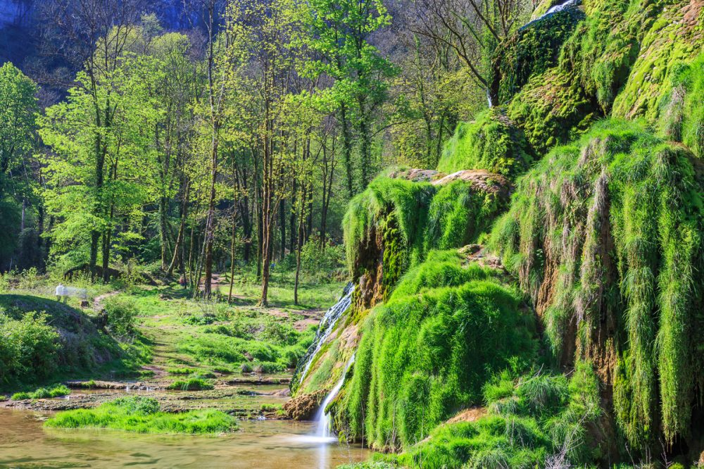 Cascades, Frankreich