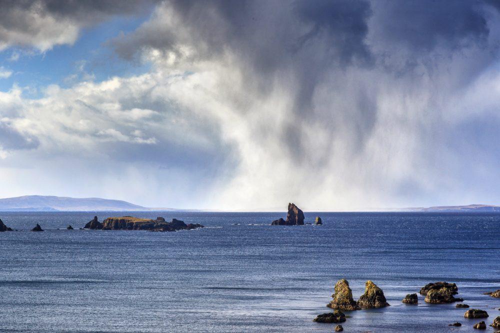 Shetland-Inseln, Schottland
