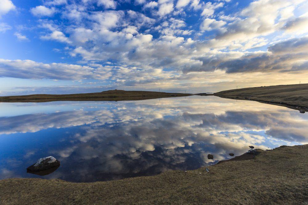 Eshaness, Shetland- Inseln