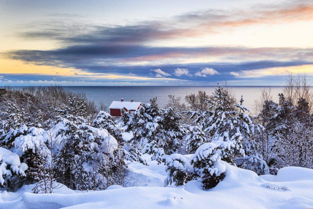 Femöre, Schweden