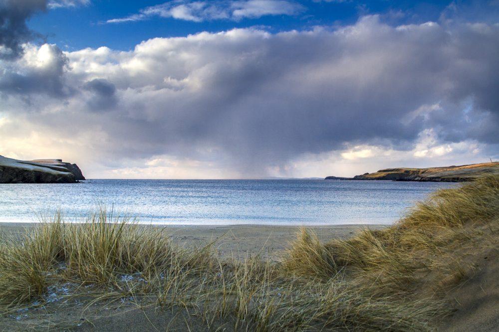 St Ninian Beach, Mainland Shetland