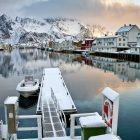 Henningsvær, Lofoten, Norwegen