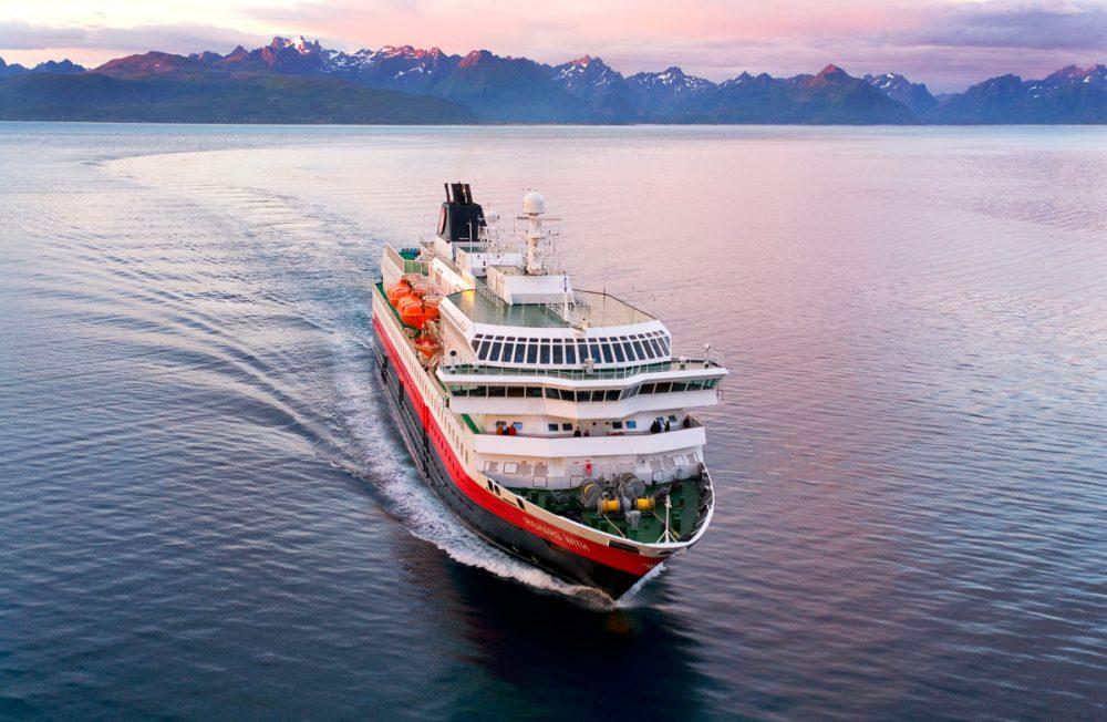 Hurtigrute, Norwegen