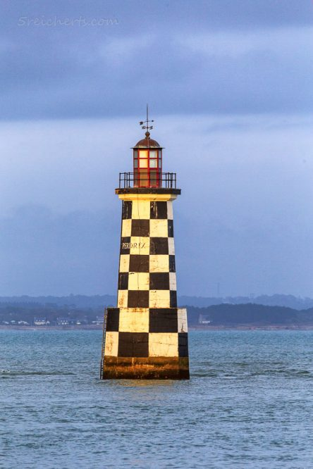 Leuchtturm Perdrix, Bretagne
