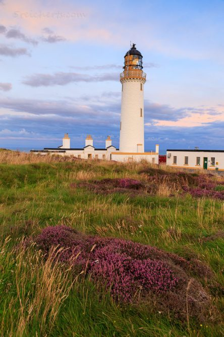 Mull of Galloway Lighthouse, Galloway, Schottand