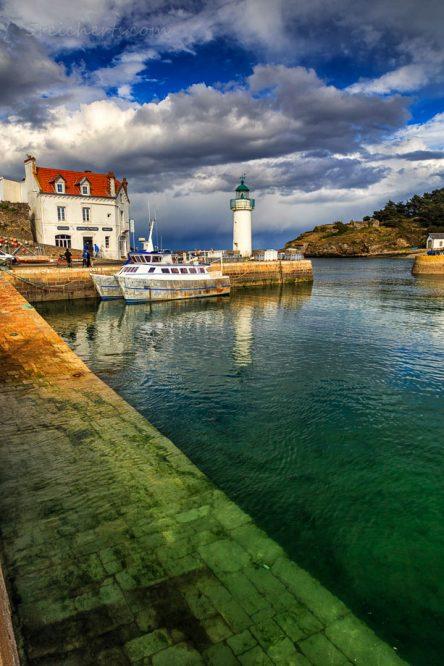 Sauzon, Belle Ile, Bretagne