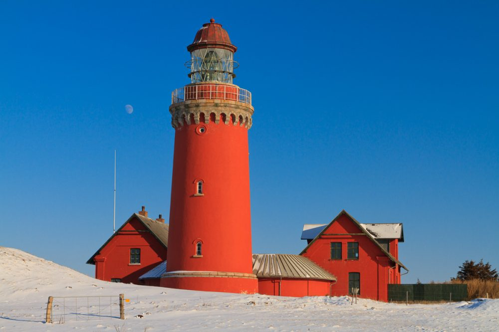Bovbjerg, Dänemark