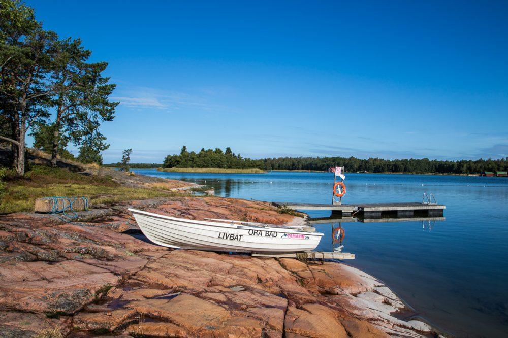 Ekerö, Åland, Finnland