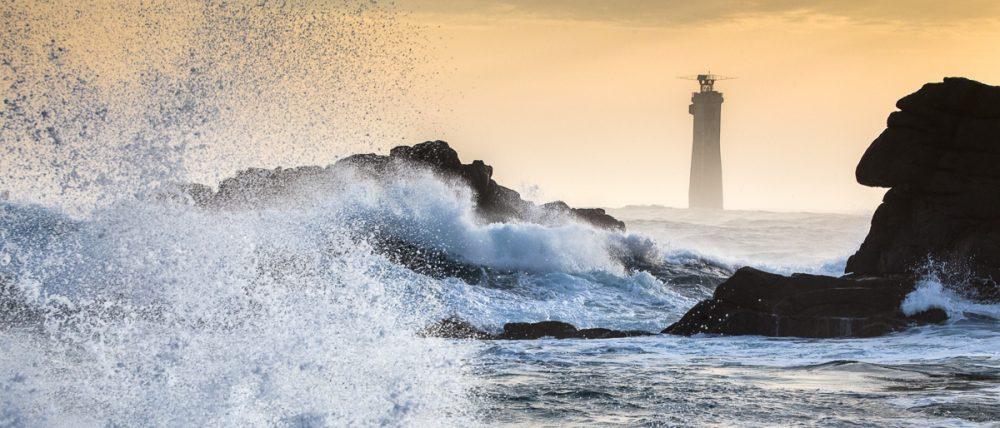 Phare de Nividic, Île d'Ouessant, Bretagne