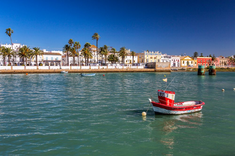 Puerto Sherry, Andalusien, Spanien