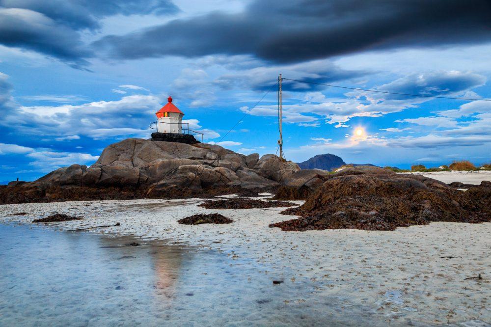 Eggum, Lofoten, Norwegen