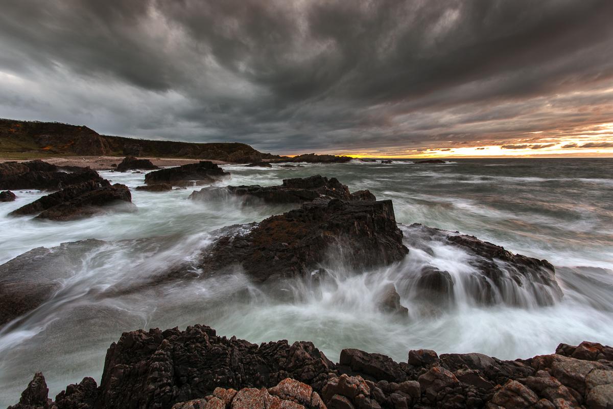 Findochty, Schottland