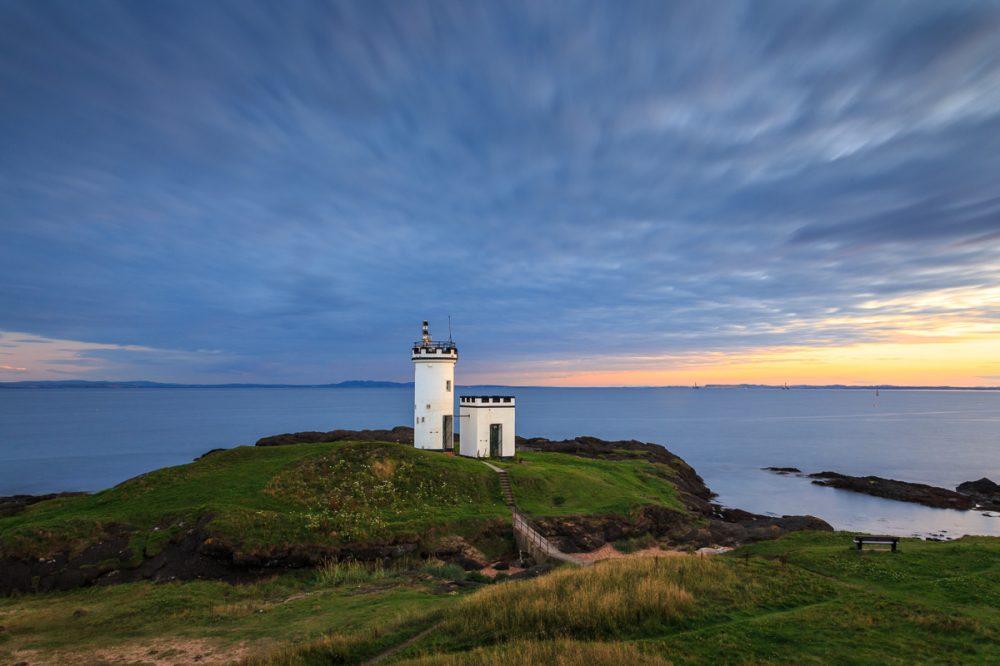Elie Lighthouse, Schottland