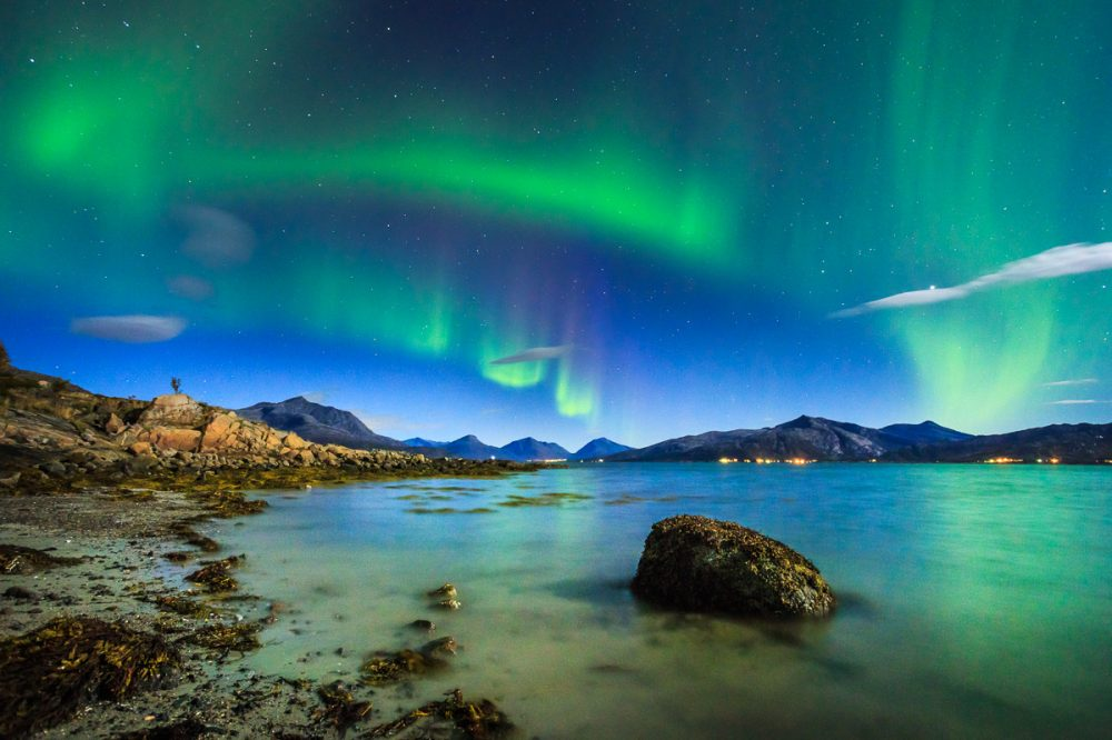 Lodingen, Vesterålen, Norwegen