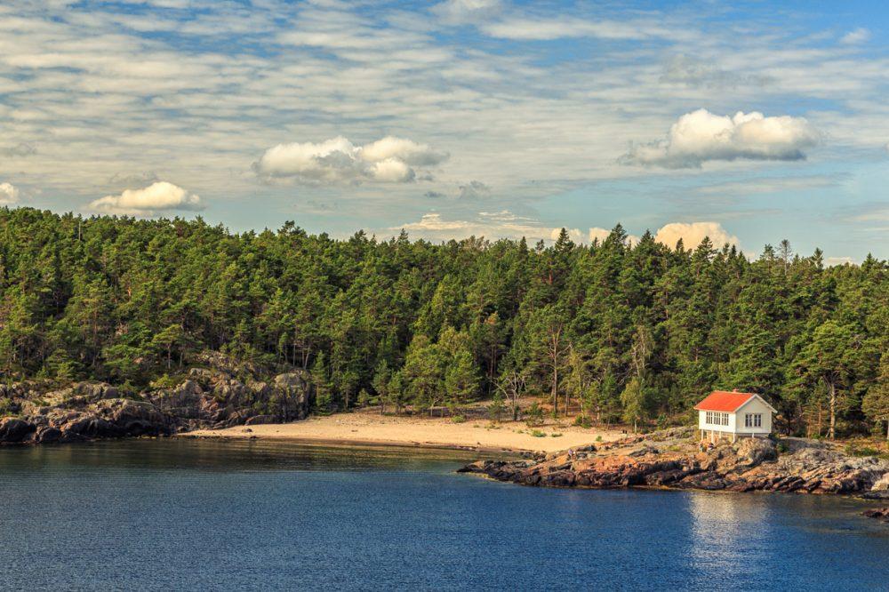 Grissleham, Schweden