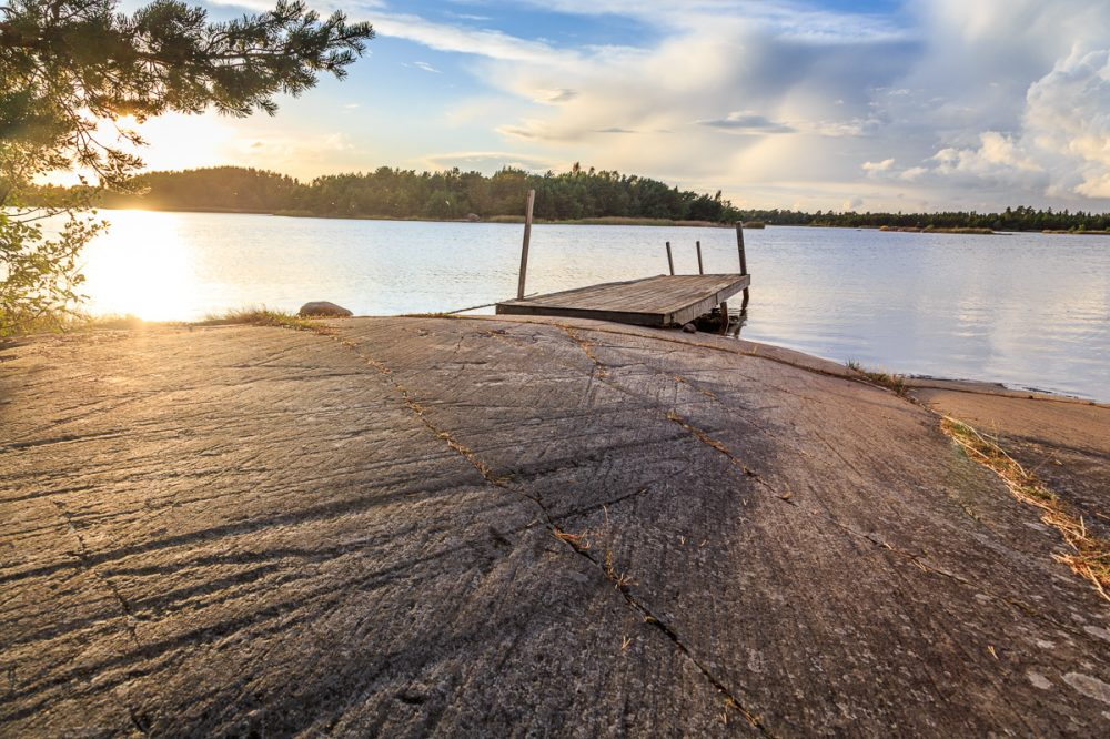 Insel Föglö, Àland, Finnland