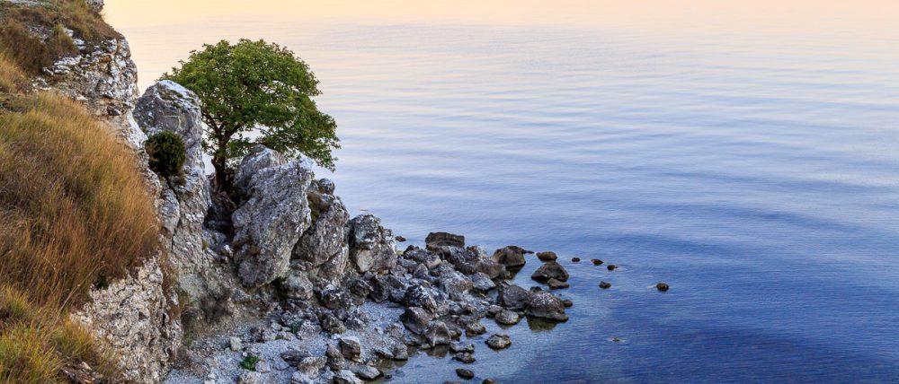Junfru Klint, Gotland, Schweden