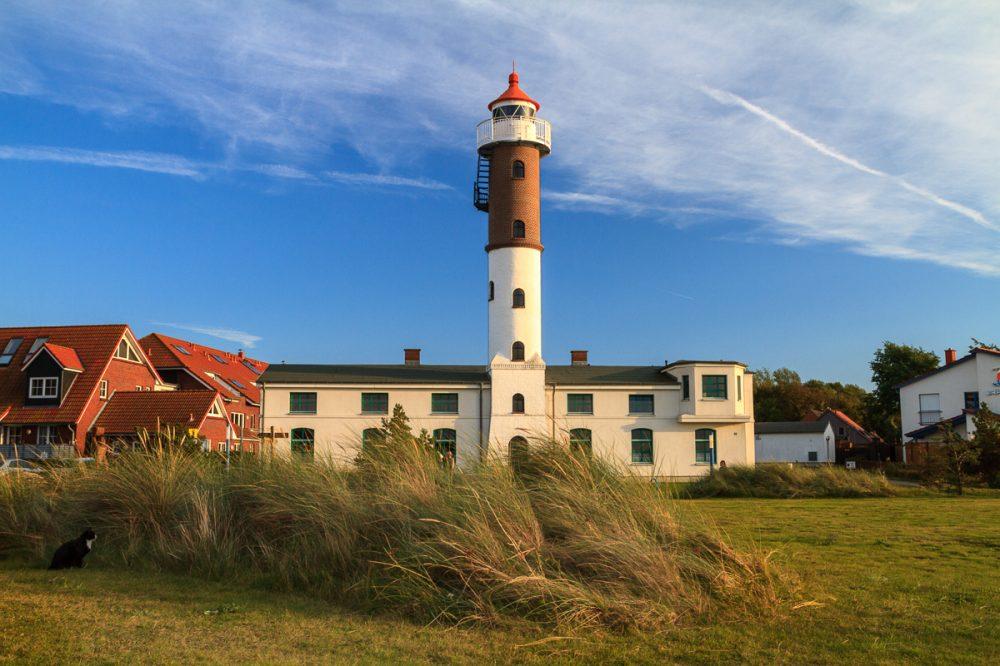 Leuchtturm Timmendorf, Insel poel, Deutschland