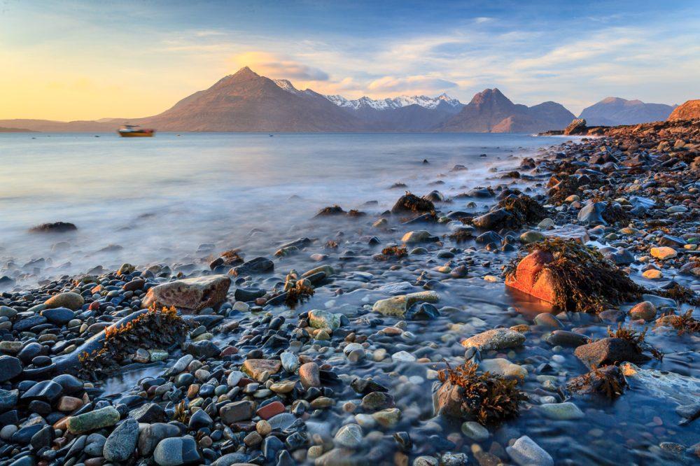 Elgol, Isle of Skye Schottland