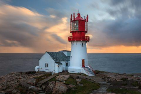 Norwegische Leuchttürme