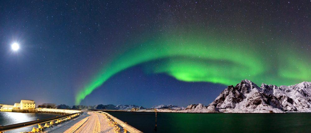Henningsvaer, Lofoten, Norwegen
