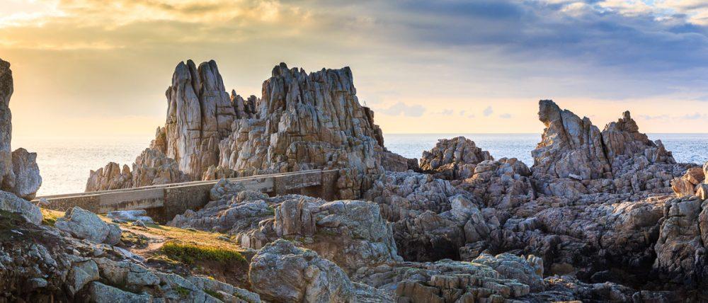 Felsenküste Pern, Ouessant