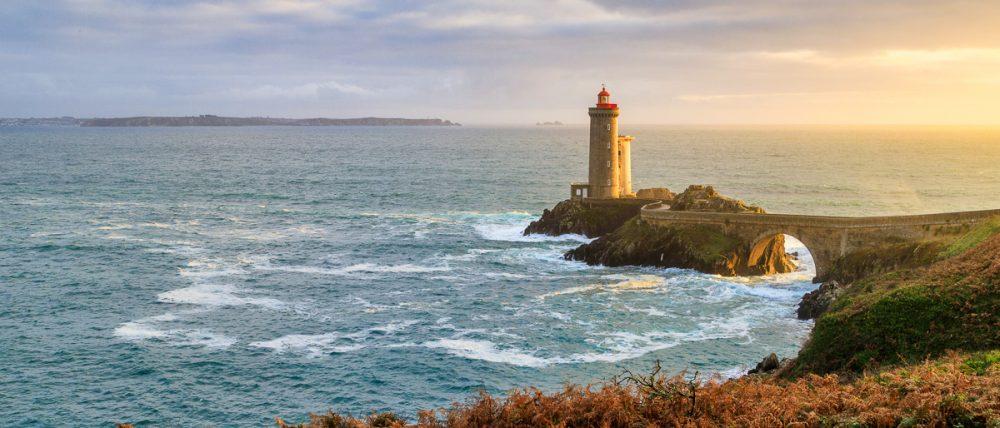Leuchtturm Petit Minou, Bretagne