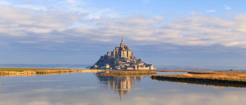Mont Saint Michel, Bretagne