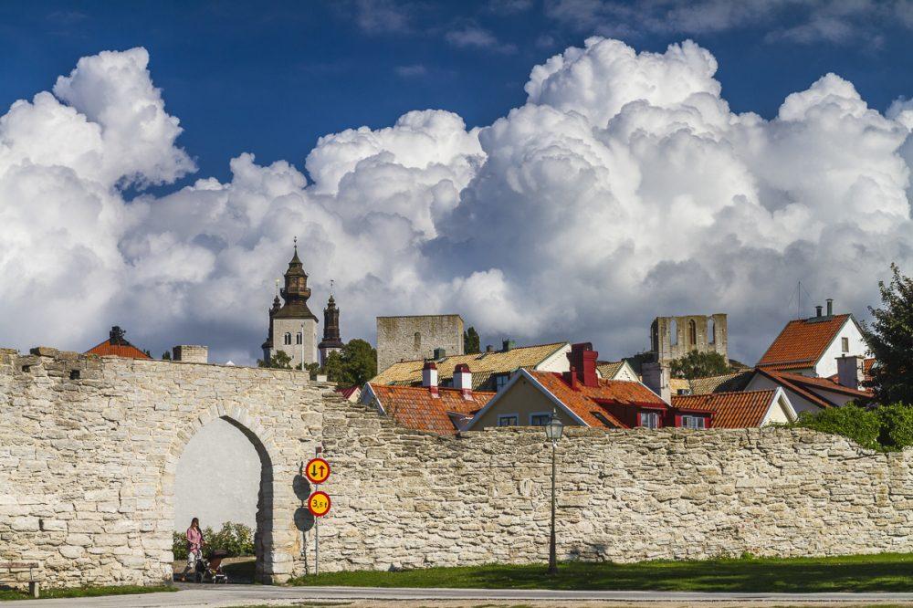 Visby, Gotland, Schweden