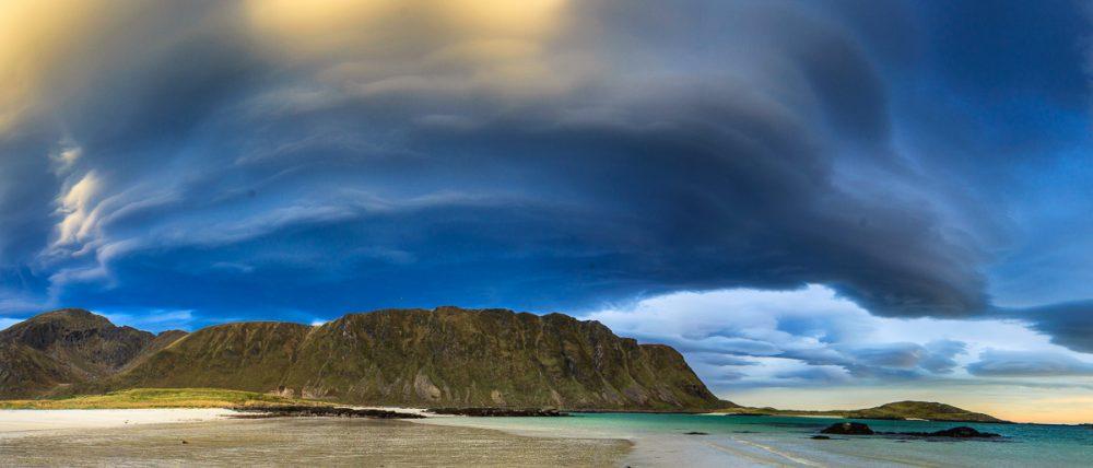 Fredvang, Lofoten, Norwegen