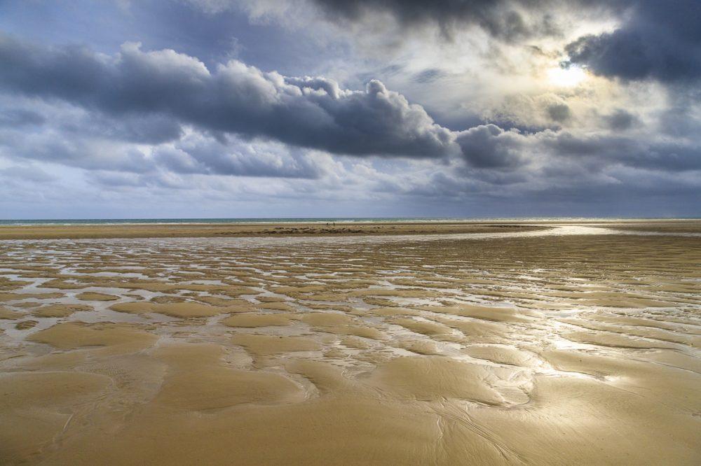 Carteret, Normandie, Frankreich