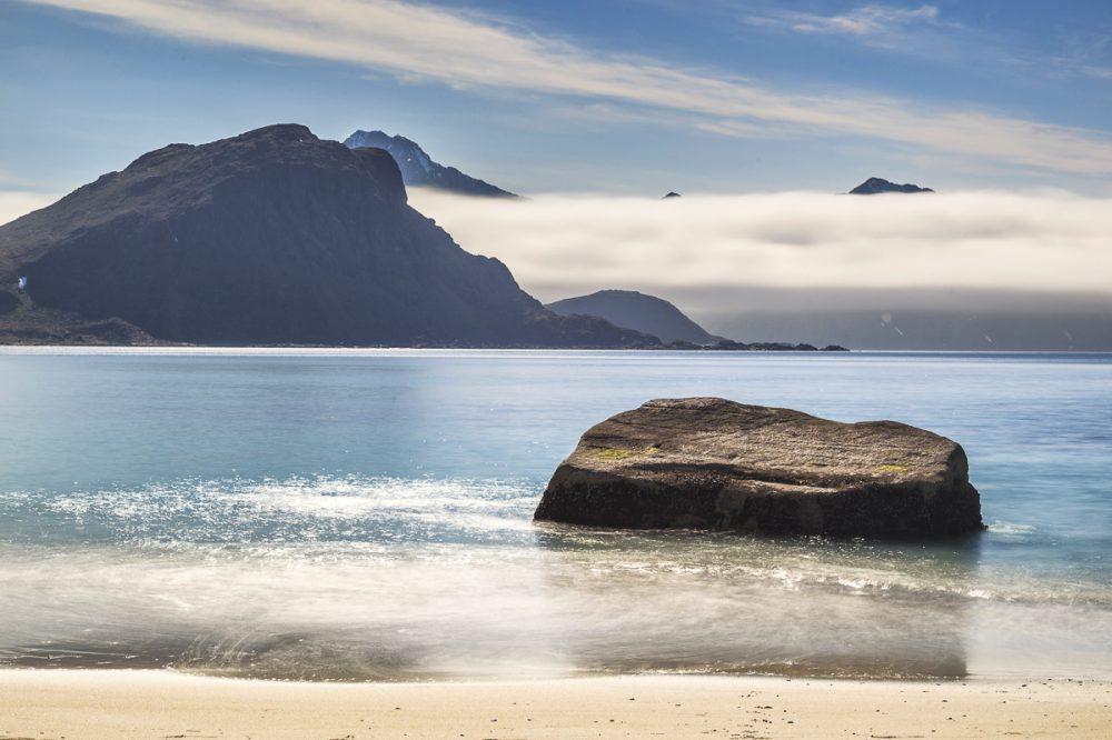 Haugeland, Lofoten, Norwegen