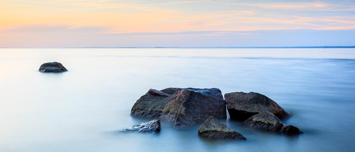 Lubmin, Ostseeküste, Deutschland