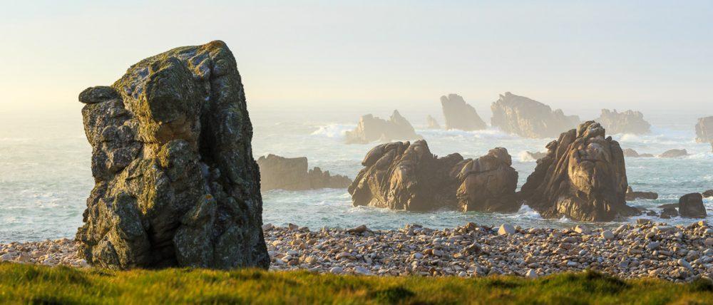 Felsenlandschaft, Pern, Ouessant, Bretagne