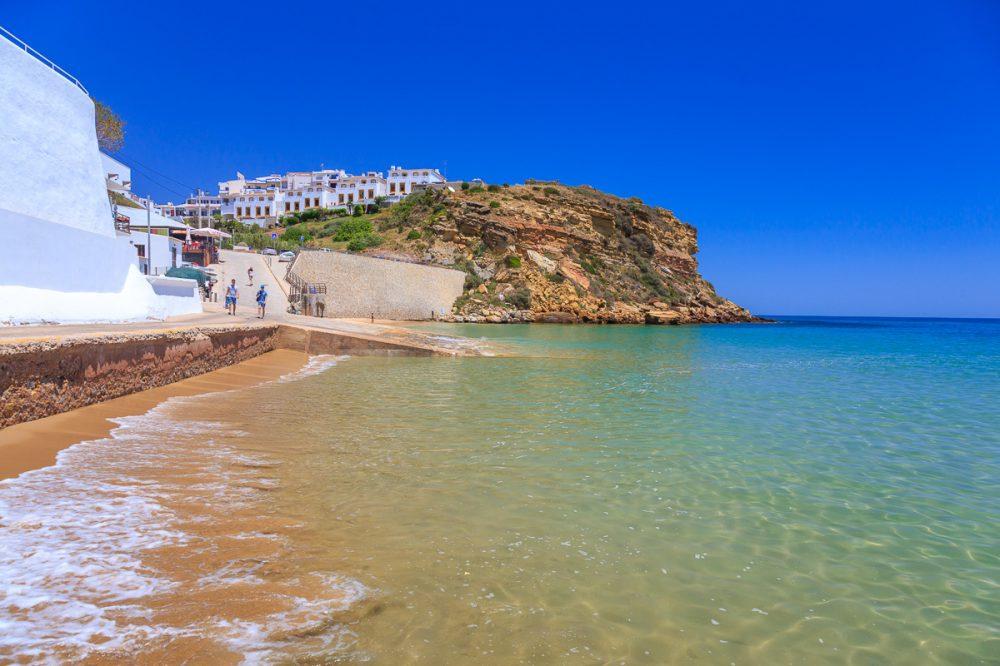Burgau, Algarve, Portugal