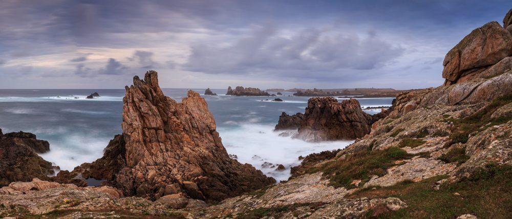Felsenlandschaft, Pern, Ouessant