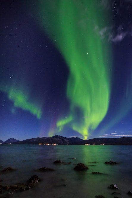 Lodingen, Vesteralen, Norwegen
