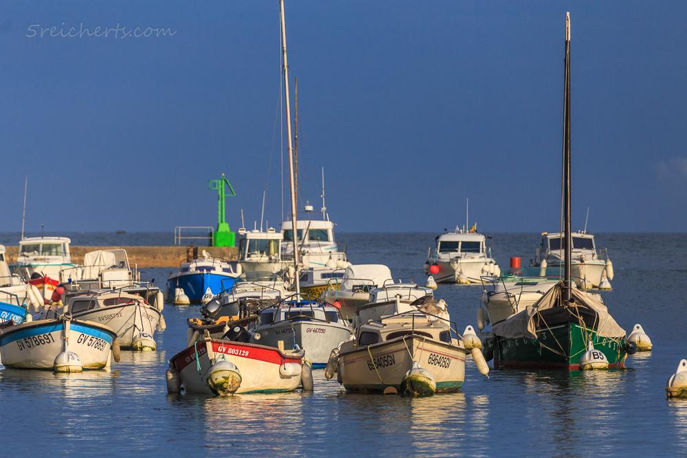 Im Hafen von Lesconil, Bretagne
