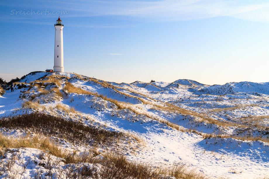 Lyngvig Leuchtturm, Dänemark