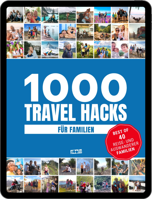 1000 Travel Hacks für Familien