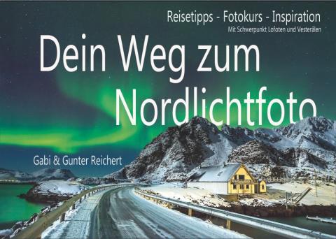 Buch: Dein Weg zum Nordlichtfoto