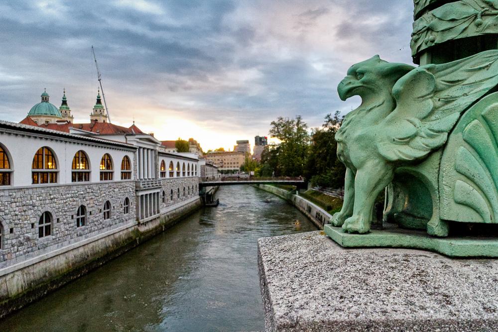 Auslandssemester in Ljubljana, Slowenien