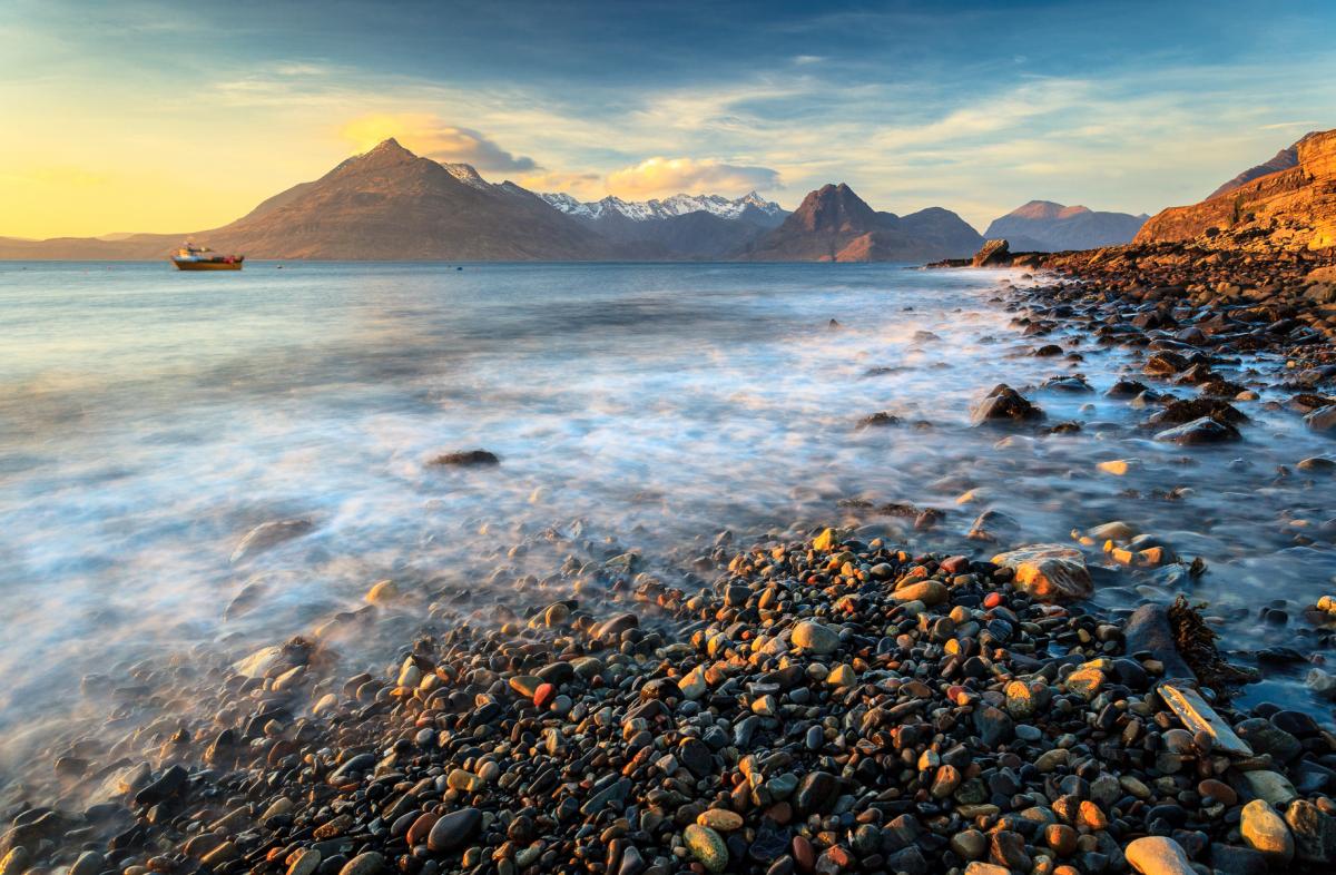 Elgol, Isle of Skye, Schottland
