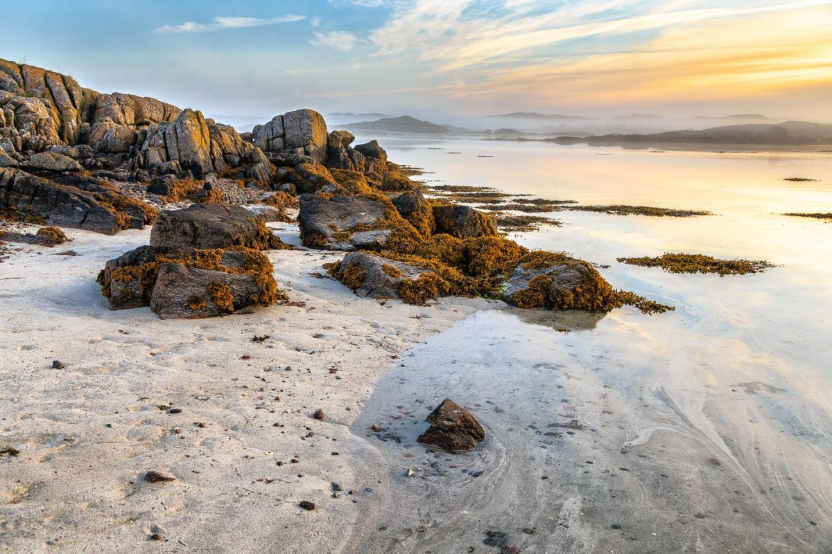 Fidden,Sound of Iona, Isle of Mull, Argyll & Bute, Schottland